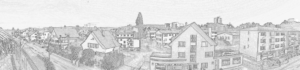 Aarea Buchs Suhr Aarau Panorama